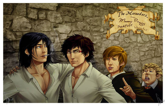 HP - The Marauders