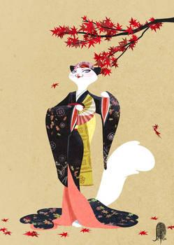 Maiko - Kitty