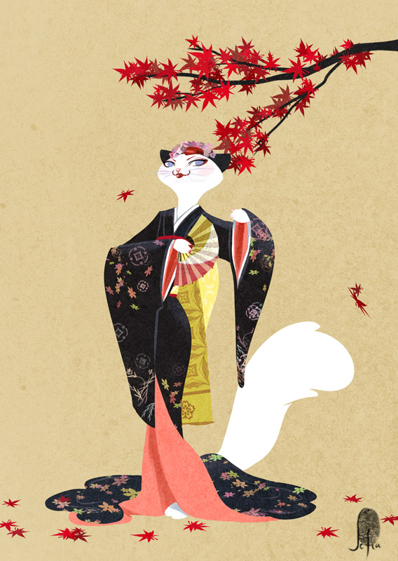 Maiko - Kitty by Lelia