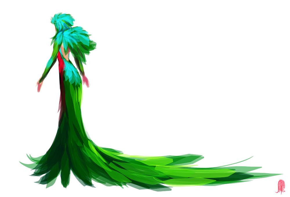 Quetzal By Lelia On DeviantArt