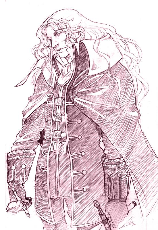 Alucard by Lelia