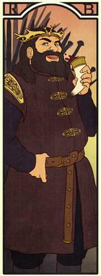 BM: Robert Baratheon