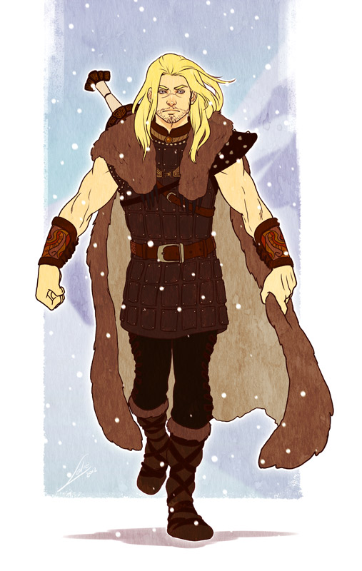 Commission: Varin by Lelia