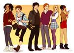 Teen Wolf Genderswap