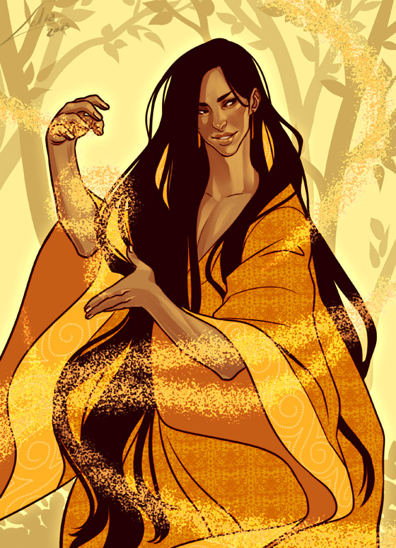 Valar Lorien by Lelia