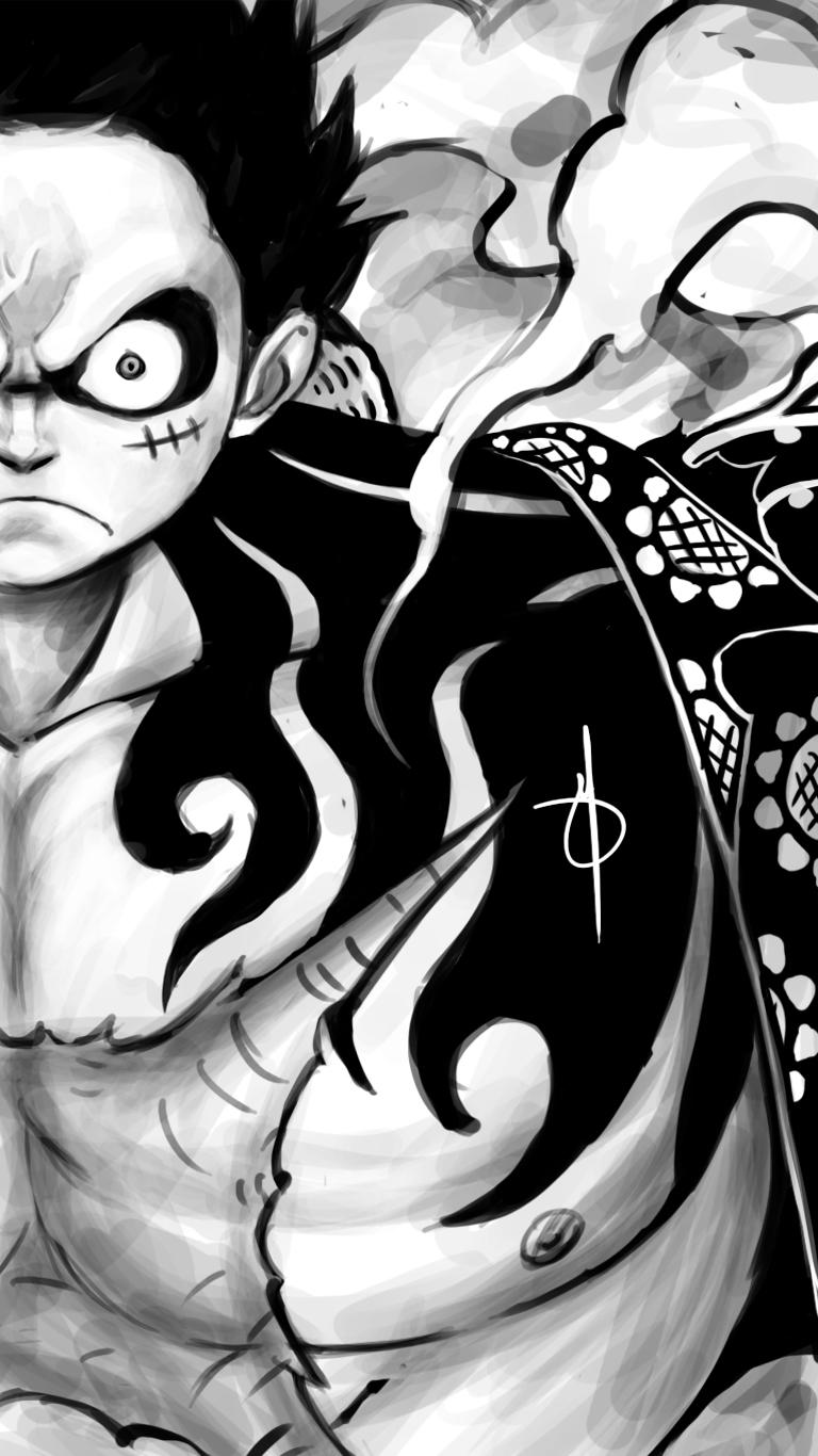 Luffy 4th Gear Wallpaper