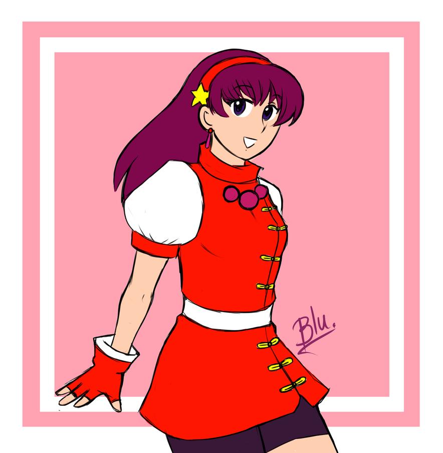 :Athena: by ZeroBluu