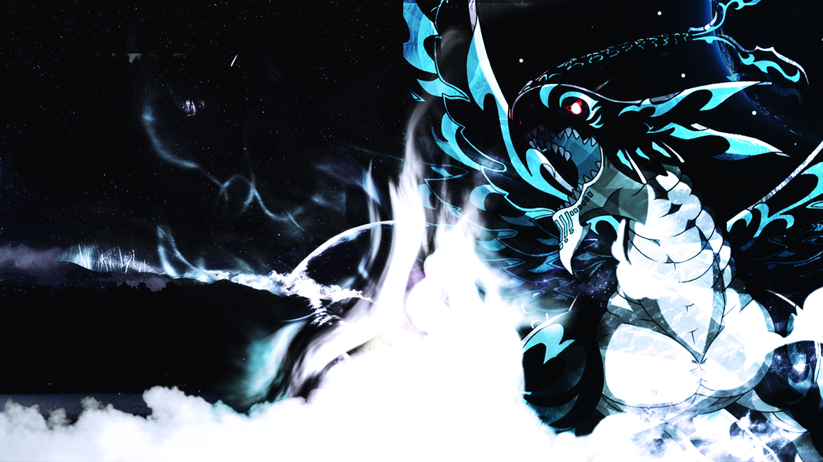 Fairy Tail Acnologia Drawing Fairy tail wallpaper acnologia