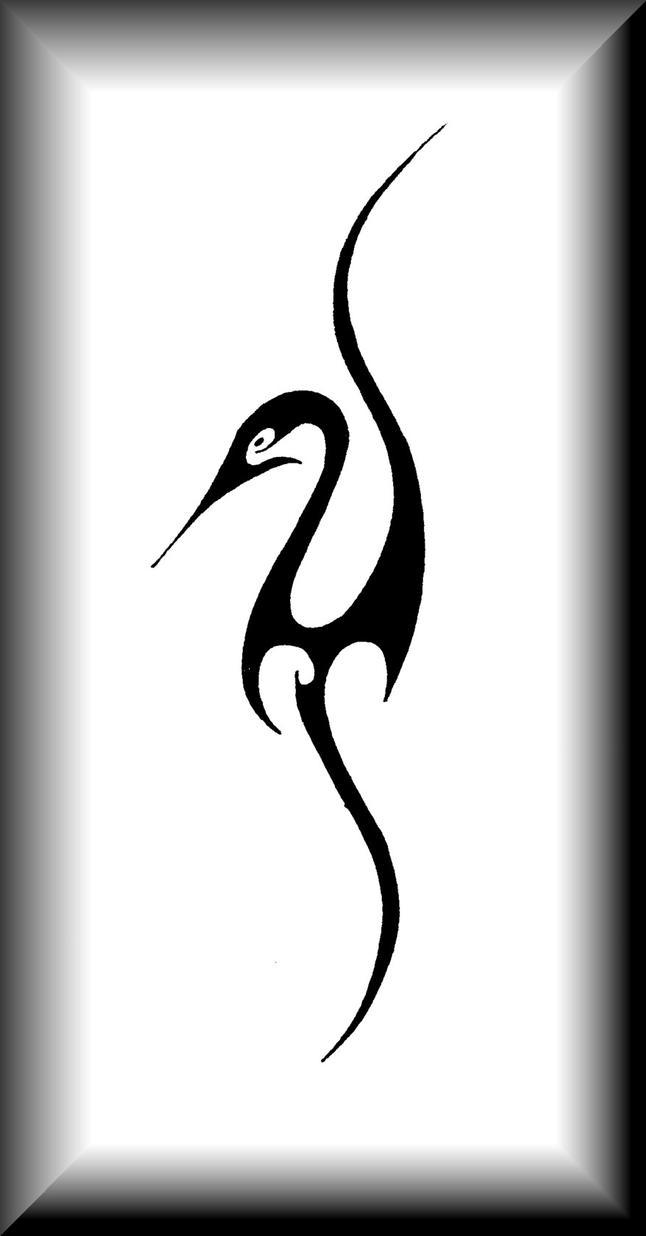 Tattoo Ideas On Pinterest Crane Tattoo Deer Tattoo And Deer