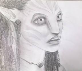Neytiri 8 by KetakeMoore