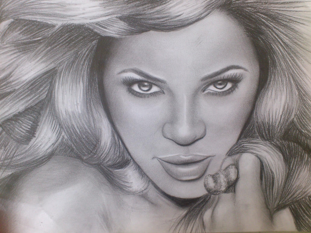 Beyonce 6 by KetakeMoore