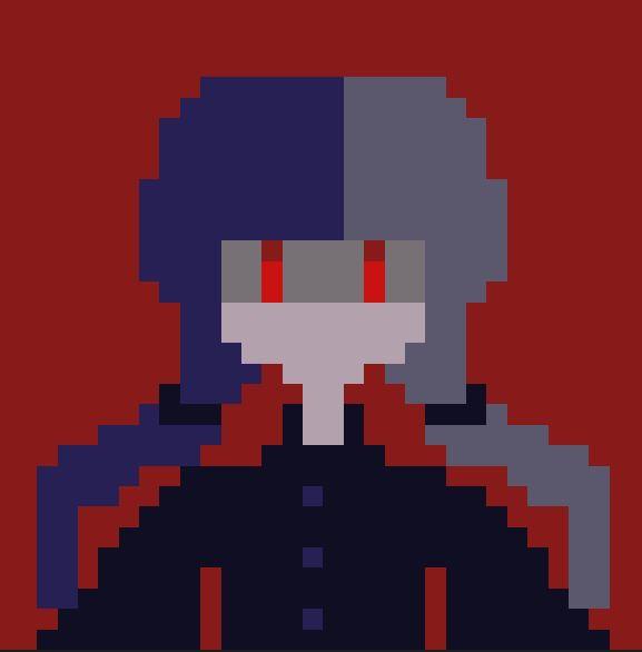 huniia the Vampire by cottoncandyrush125