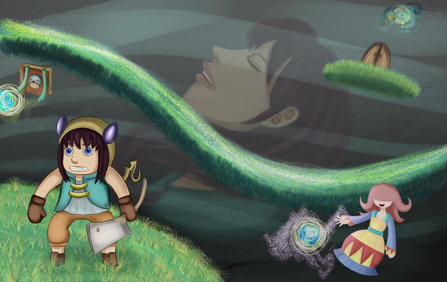 Dream Realm by Fallen-Lunar-Shaman