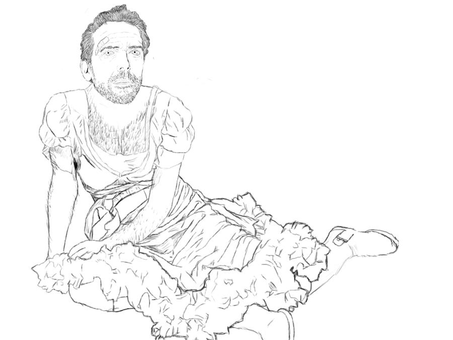 emma watson funny. Hugh Laurie Emma Watson Funny by ~DrBrandt on deviantART