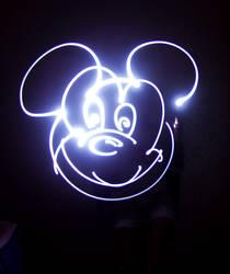 Mickey by nijumania
