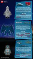 LEGO Disney Universe Project Part #12
