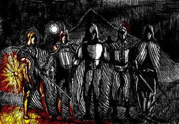 Men of the Mont Order by sinister-order