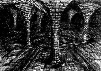 Mont Order crypt, Billinge, England by sinister-order