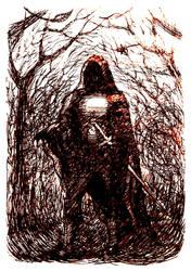Dark Wanderer of the Mont Order by sinister-order