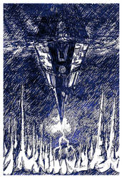 Mont Order Sunken Steeple - The Other Side by sinister-order