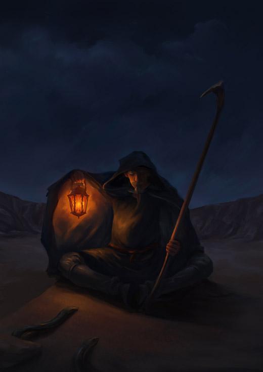 Hermit by gordo258