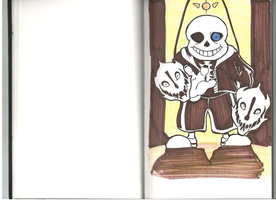 Undertale - Judgement by gordo258