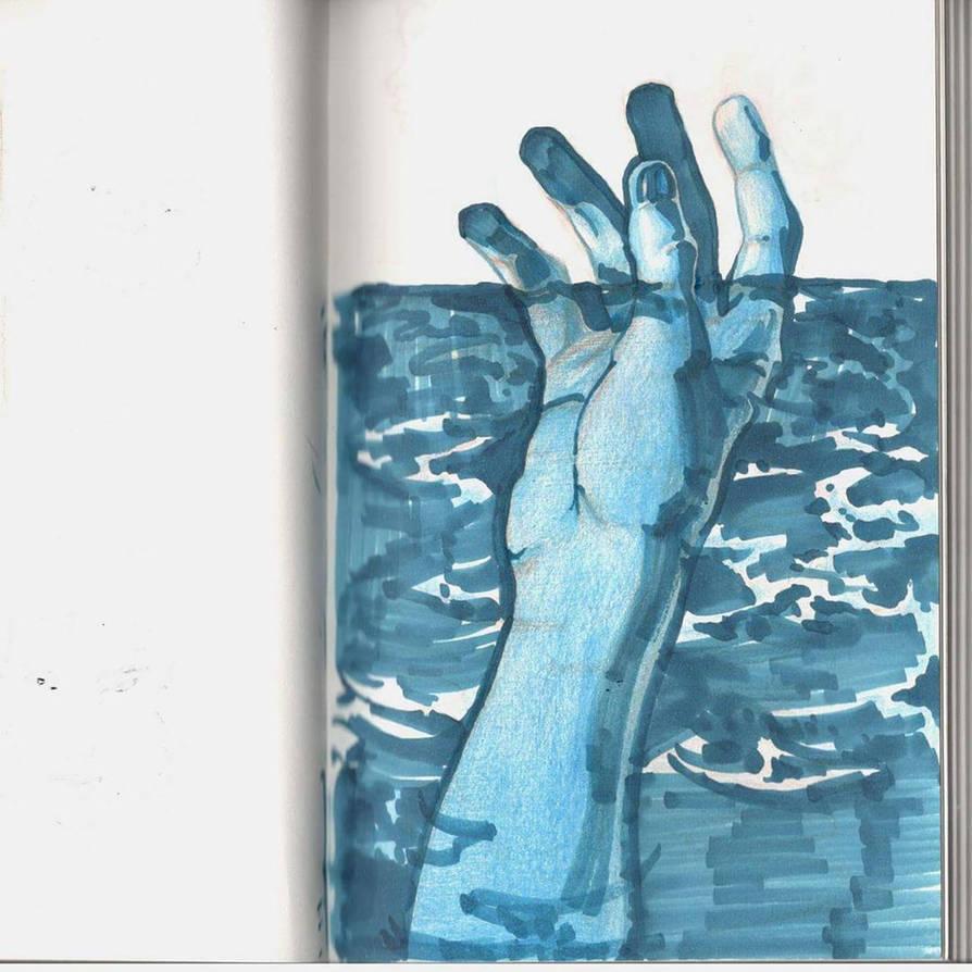 Drown in sorrow by gordo258