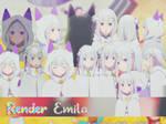 [ Pack Render 23 ]  27# Render Emilia