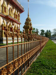 Wat Chalong by Jivka