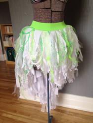 Voodoo Blackout Skirt by Jivka