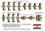 Hungarian Infantry WW2 by AhmetKesici19092003