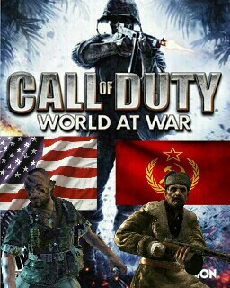 Call Of Duty World At War By Dazombiekila