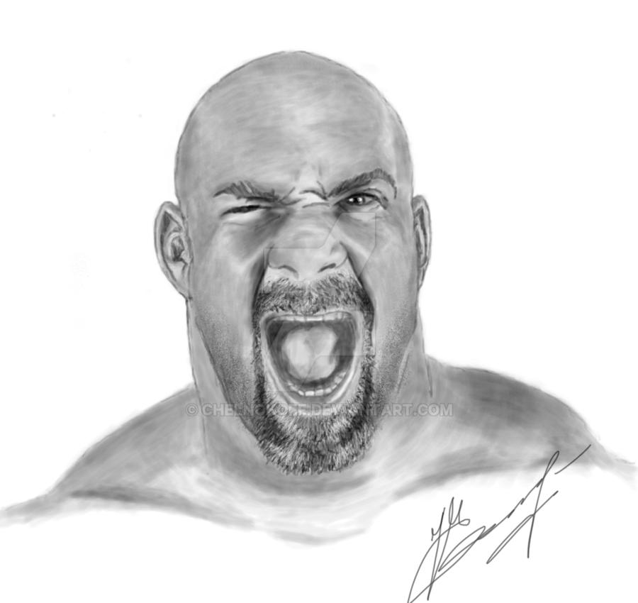 bill goldberg mma