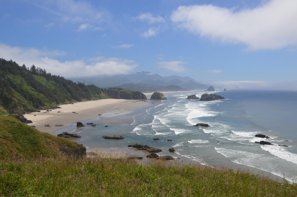 Oregon Coast for Eric friend Birthday by A1Z2E3R