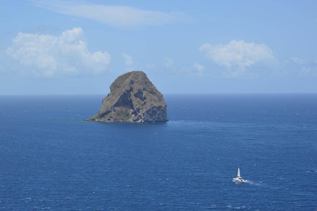 Diamond Rock in Martinique for Lou birthday by A1Z2E3R
