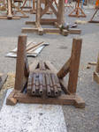 Small medieval cannons or couleuvrines by 4
