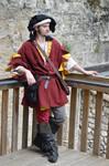 Medieval gentleman