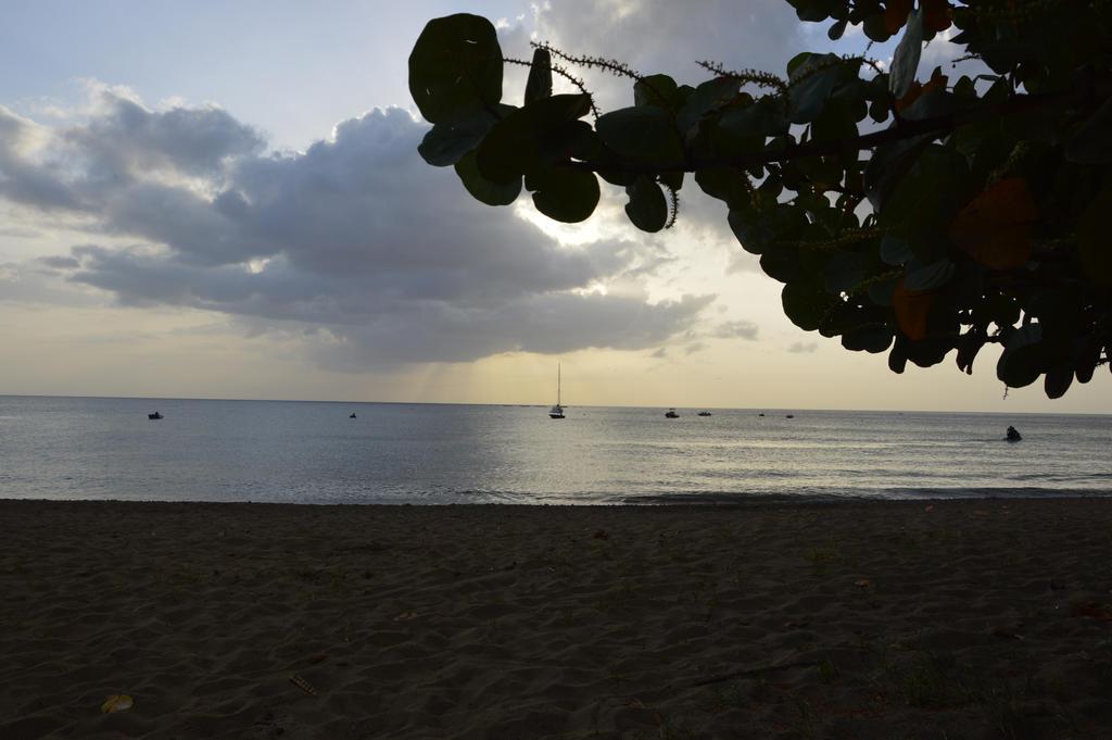 Beach of Carabean Sea to Pointe Noire by A1Z2E3R