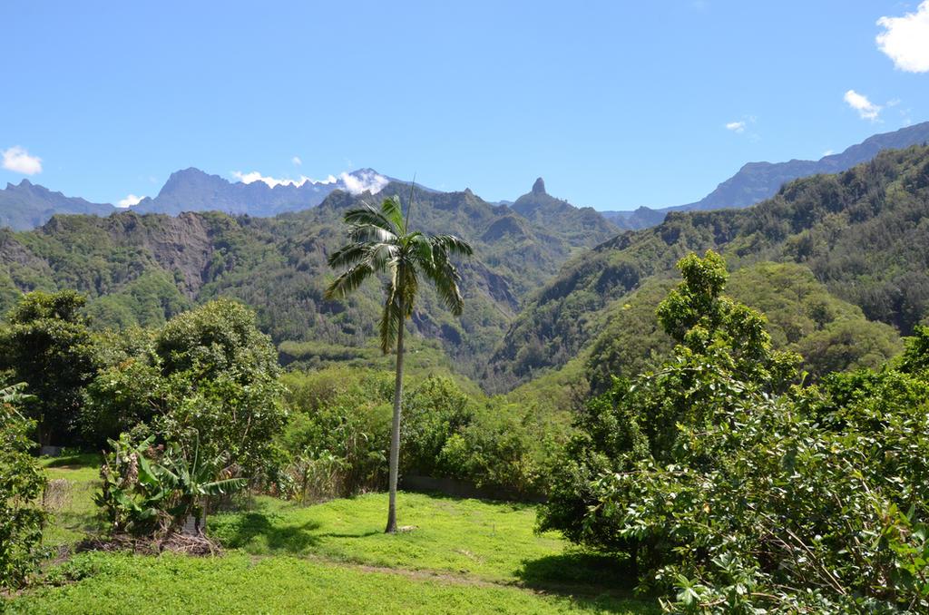 Cilaos Cirque to Reunion Island by A1Z2E3R