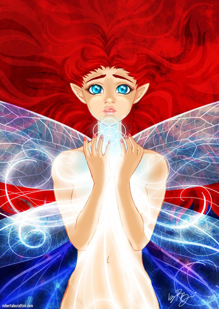 Fairy by RobertaBurattini