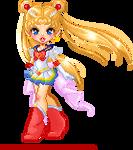 Super Sailor Moon cuuute :3