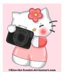 Snap Shot Hello Kitty