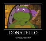Donatello: Motivational