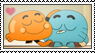 Gumball and Darwin Stamp by Kiss-the-Iconist