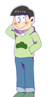 This Choromatsu Cutie by Kiss-the-Iconist