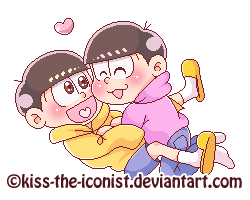 JyushiTodo Chibi Love by Kiss-the-Iconist