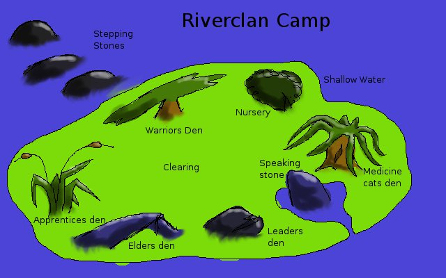 RiverClan   Riverclan_Camp_by_Leafscatter