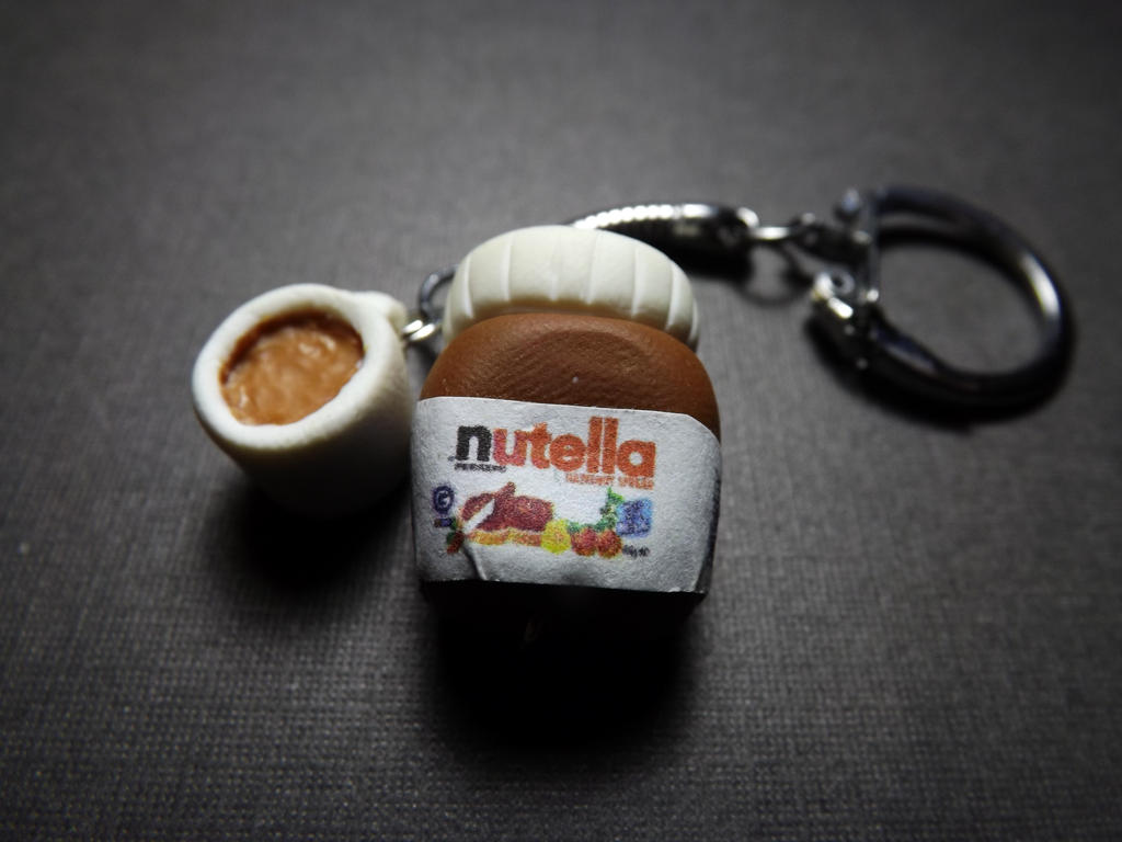Nutella and Tea by Leafscatter