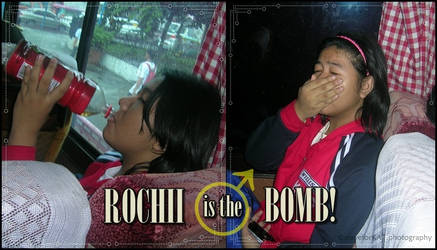 ROCHII is the BOMB. by craveforKAT