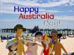 Happy Australia Day 2012
